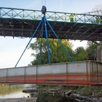 bridge-erection