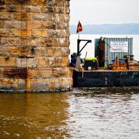 pier substructure rehabilitation