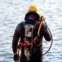 underwater dive operations