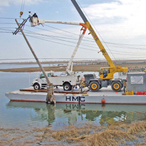 Power-Line-Pole-Repair-Assistance