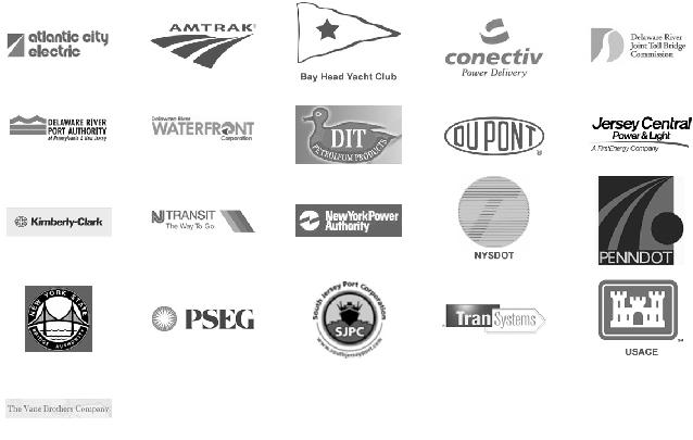 Client list of logos